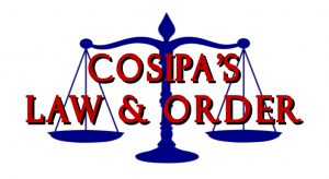 COSIPA'S Law & Order Graphic