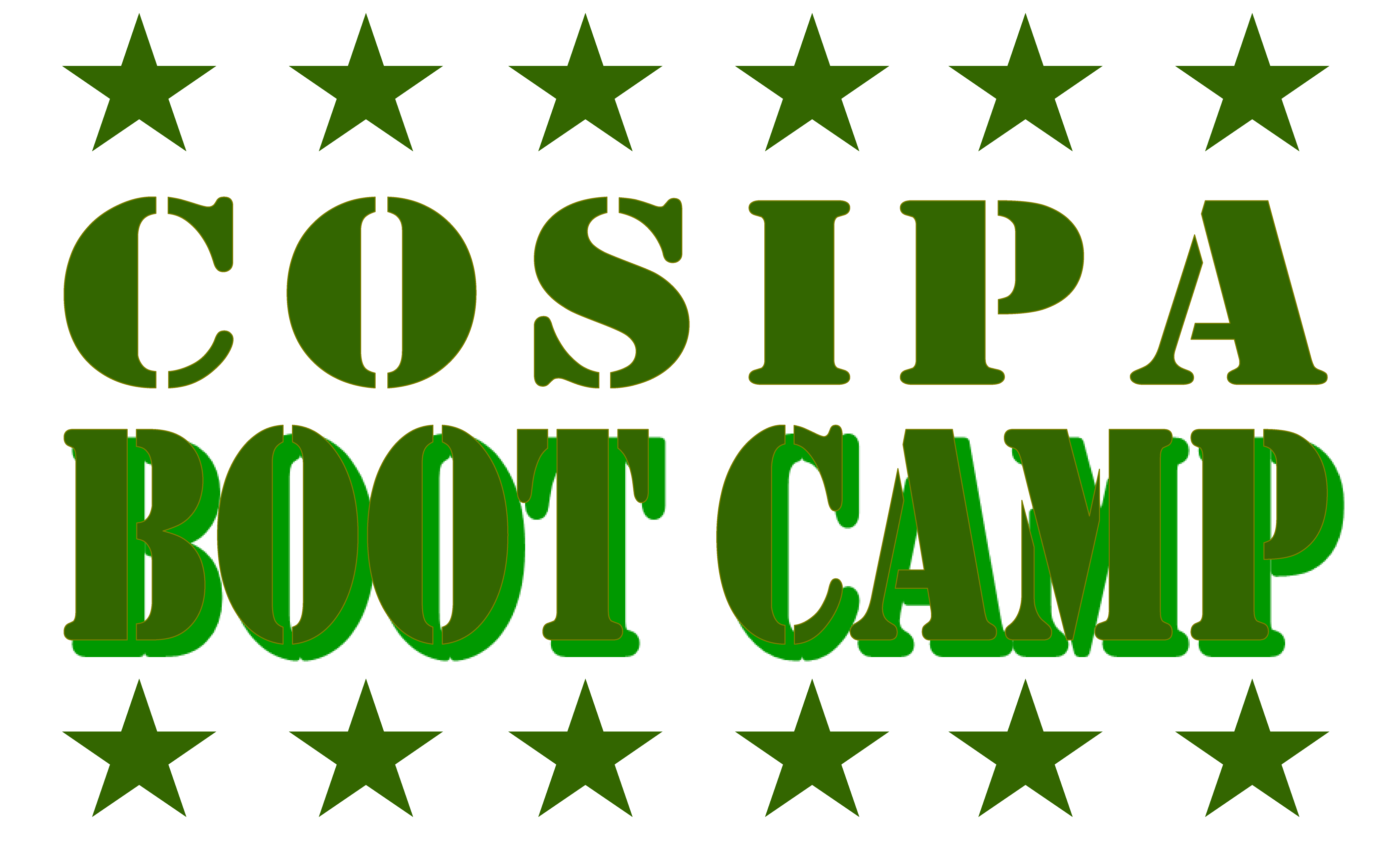 Logo Reads: COSIPA Boot Camp