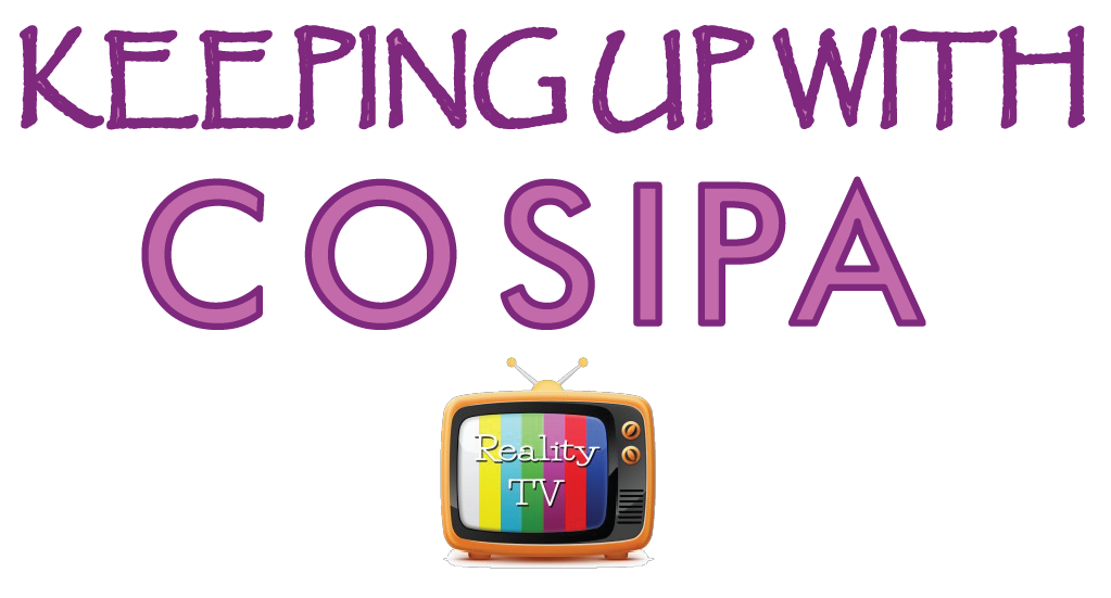 Keeping Up With COSIPA Event graphic
